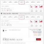 25% de descuento en Avios con Grupo Iberia