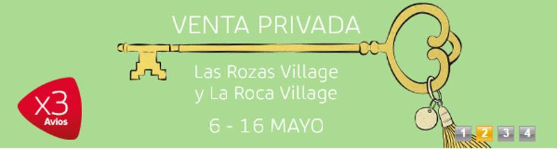 Venta Privada Las Rozas y La Roca Village
