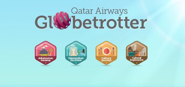 Qatar Aiways Globetrotter
