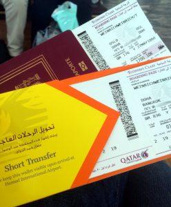 Mi experiencia en el B787 de Qatar Airways