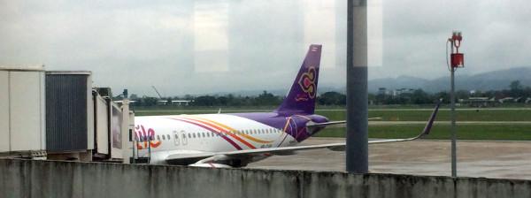 Avión A320 de la compañía Thai Smile