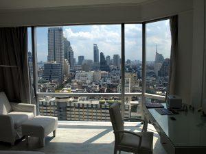 Mi experiencia: Pullman Bangkok Hotel G