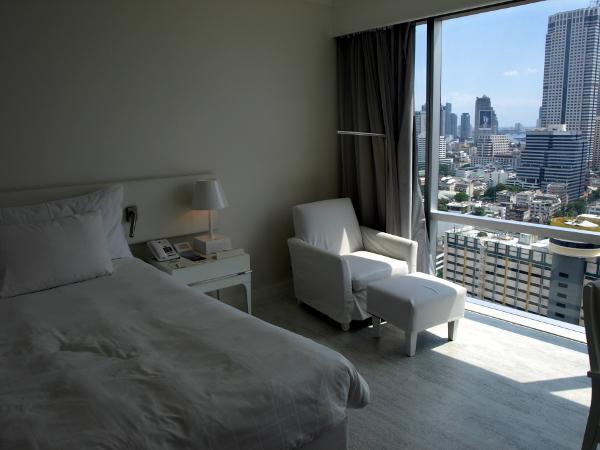 Pullman Bangkok Hotel G, la habitación