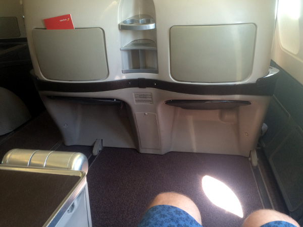 Clase Business Plus A340-300 Iberia