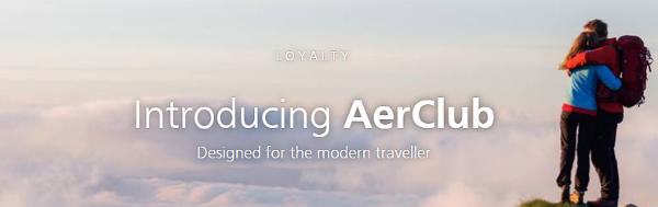 AerClub, el nuevo programa de fidelización de Aer Lingus