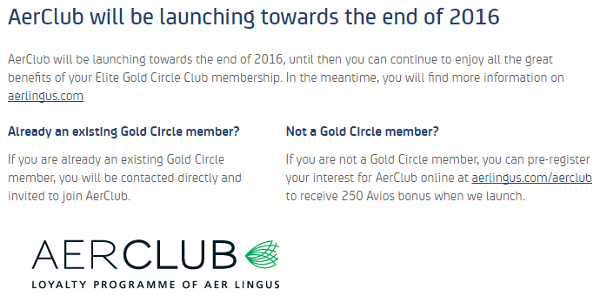 250 Avios gratis con AerClub