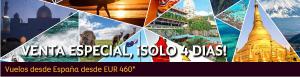96h rebajas con Etihad Airways