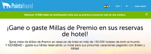 12.000 millas Flying Blue con Points Hound. 40% Hyatt