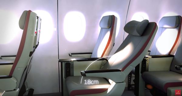 Iberia Turista Premium.