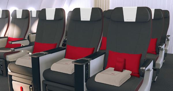 Iberia Turista Premium