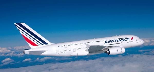 20% descuento Air France en vuelos Europeos y largo radio.