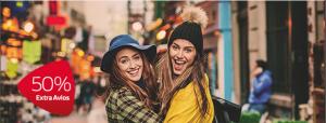 Oferta compra puntos Avios, IHG y LifeMiles