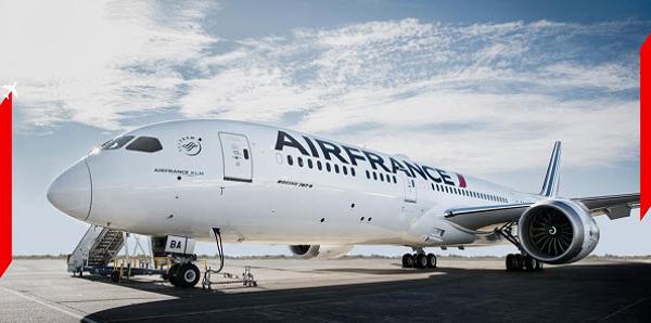 B787 de Air FranceB787 de Air France