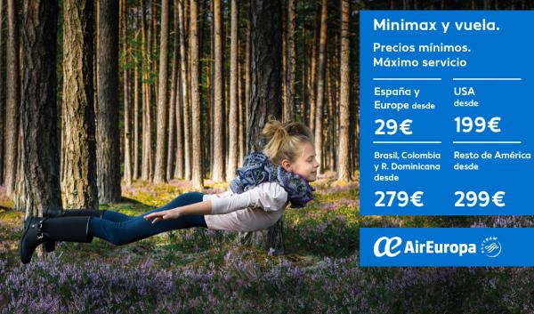 Minimax Air Europa