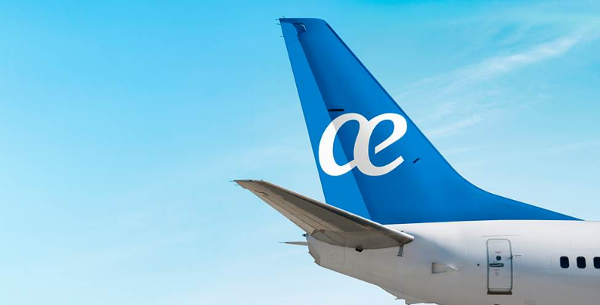 Air Europa elige Gate Group a partir del 1 de enero de 2020.