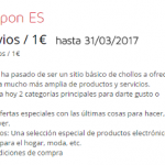 ¡Vuelven los Avios con Groupon: desde 0.0095€ por Avios!