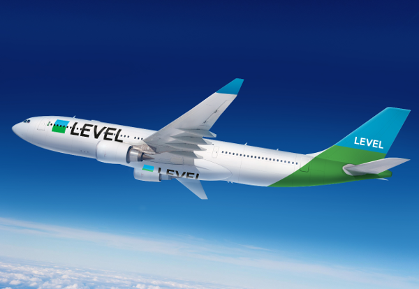 Airbus A330-200 LEVEL.