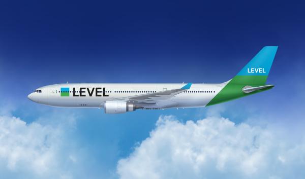 Librea LEVEL A330-200.