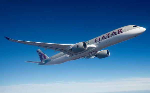 Iberia y Qatar Airways firman acuerdo de código compartido.