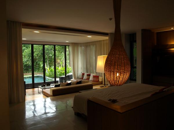 Veranda Resort Chiang Mai. Ascenso de habitación de cortesía.