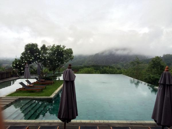 Veranda Chiang Mai: piscina infinita.