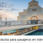 Qatar Airways ofrece +Qatar: parada+hotel GRATIS en Doha para pasajeros en tránsito
