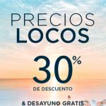 """30% de descuento + desayuno GRATIS con los """"Precios Locos"""" de AccorHotels"""