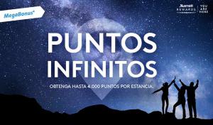 Puntos Infinitos: la promoción de verano de Marriott Rewards