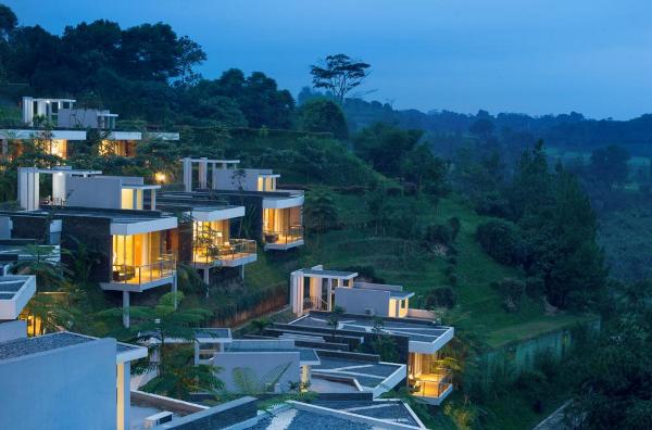 InterContinental Bandung, por solo 5.000 puntos IHG.
