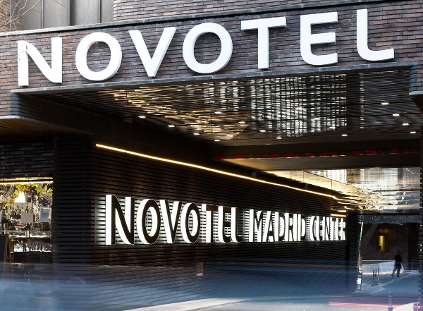 Novotel Madrid Center. 500 Avios por estancia en todos los Novotel y Mercure.