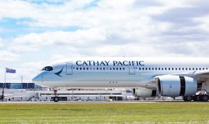 Cathay Pacific aumenta frecuencia a Madrid y envía el A350-1000, 5.000 millas Miles & More Lufthansa con Hertz