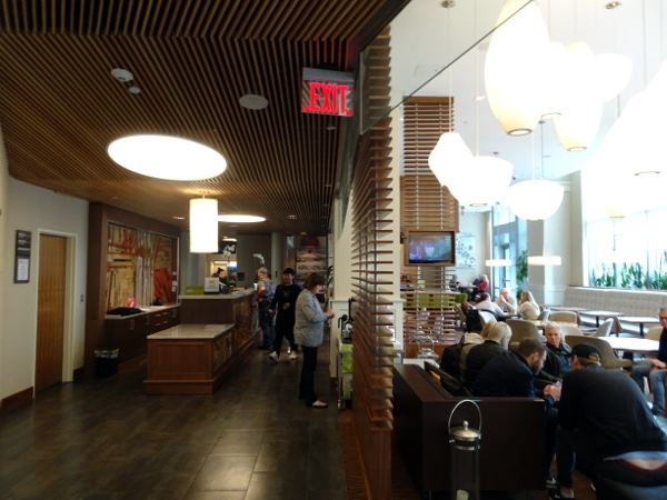 Hilton Garden Inn Long Island City: Entrada