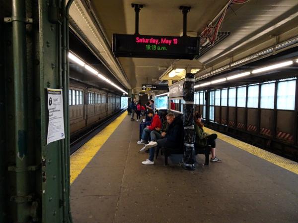 Hilton Garden Inn Long Island City: Queensboro Plaza Station