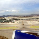Club Europe de British Airways, clase Business Barcelona – Londres Heathrow