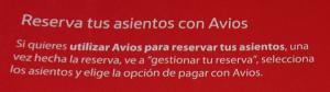 Iberia Plus permite reserva solo ida en oneworld, también se añade la opción de reserva de asientos con puntos Avios