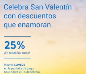 Descuento tarjetas regalo Iberia, 25% descuento Air Europa, promo compra Avios Iberia Plus