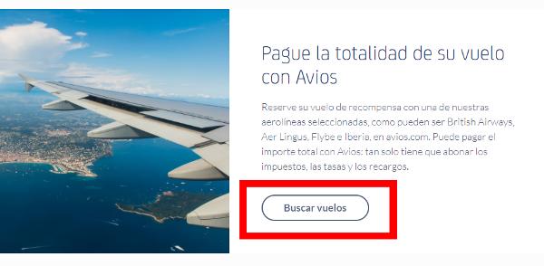 Buscar vuelos en Avios.com #2