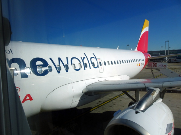Nuevos grupos de embarque Iberia.
