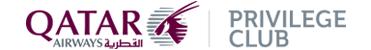 Qatar Airways Privilege Club, el programa de viajero frecuente de Qatar Airawys.