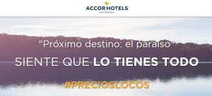 x2/x3 Avios con Sol/Meliá Hoteles, Qatar Airways y Málaga, Precio Locos de Accor
