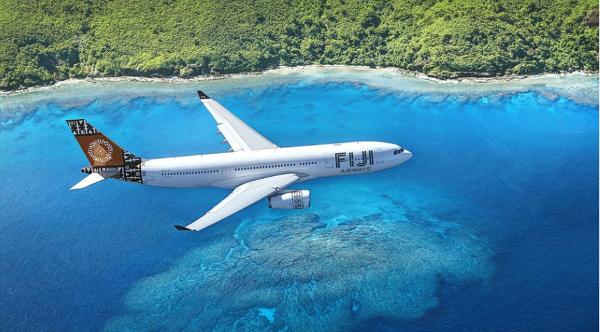 Fiji Airways, primer socio oneworld-connect.