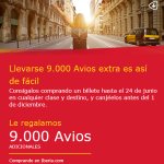 ÚLTIMO DÍA: La promo de los 90.000 Avios de Iberia Plus explicada en 10 simples puntos