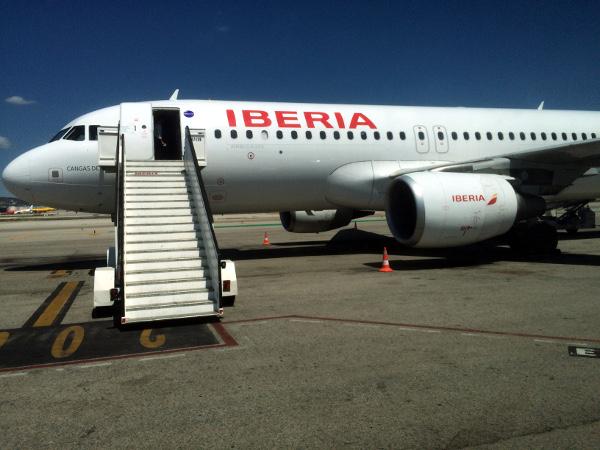 Iberia realiza cambios en su tarifa Optima.