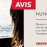 500 Avios con elTenedor, obtén 1.500-2.000 Avios con Avis