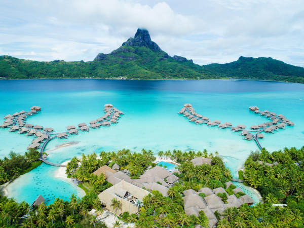 InterContinental Bora Bora.