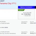 Premios Promo Flying Blue septiembre: Ciudad de México, Panamá, La Habana,…