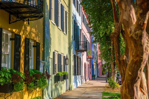 Charleston, destino número 29 de British Airways en EE.UU.