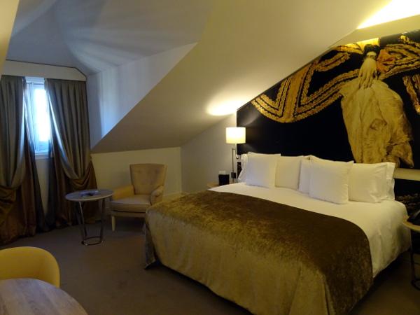 Gran Melia Palacio de los Duques, Habitación Premium