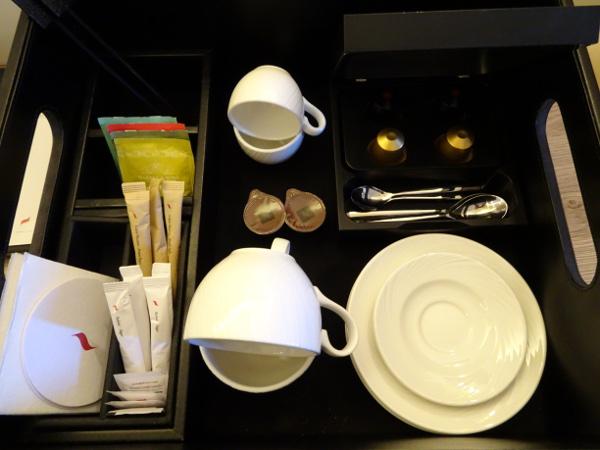 Set de café GM Palacio de los Duques.