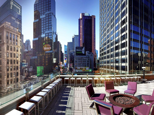 Novotel New York Times Square, hotel participante de Le Club Accor Hoteles.